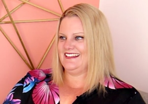 How did Stacey start her business after redundancy?