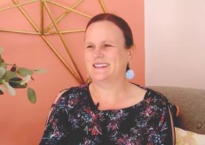 How did Katinka niche two career paths?