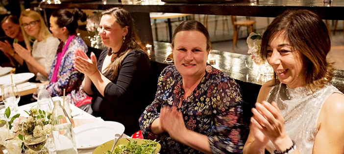 MELBOURNE MEMBER DINNER: Tuesday 18 May @ 7pm AEST